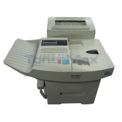 Sharp FO-6600